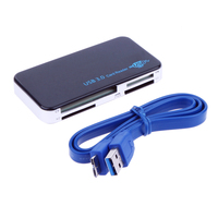 All In 1 USB 3 0 Compact Flash Multi Functional Card Reader CF Adapter Micro