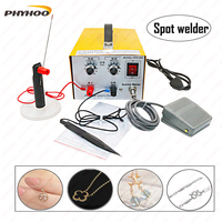 Jewelry spot welding Pulse spot welder Necklace circle welding equipment jewelry making tools