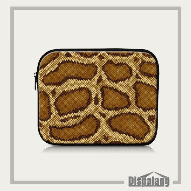 Dispalang Women Protective Cover For Apple Ipad Air Snakeskin 3D Print Ladies Clutch Bag For Ipad Mini Girl Gift Ipad Protector