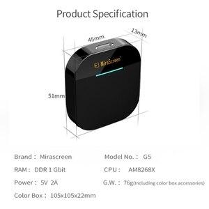 Image 5 - 2.4 グラム/5 グラム無線 Lan テレビドングルワイヤレス画面変換 1080 1080P 高精細プラグアンドプレイアダプタコネクタ用