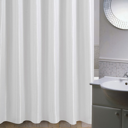 High-quality thicker shower curtains point of water-proof anti-mildew polyester cloth bathroom shower curtains increased lead