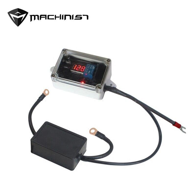 12 V 120A Voiture Double Batterie Isolateur Protecteur Automatique De la Batterie Double Contrôleur Smart Battery Manager Max à 300A