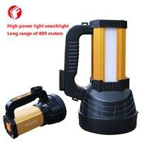 Recarregável Lanterna LED CREE XM T6 Acampamento luz De carga de emergência Do Telefone candeeiro de mesa Multifuncional