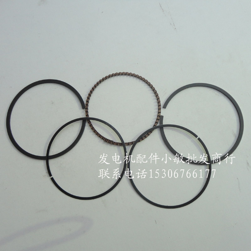 Gasoline generator accessories 1kw Gasoline pump 152F or 154F Piston Ring