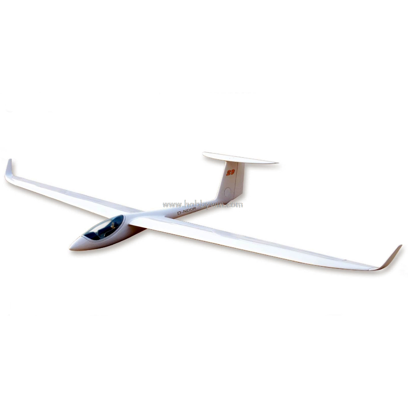 Condor Magic EVO4 Glider 3000mm Fiberglass Unpower version KIT without electronic part RC model sailplane