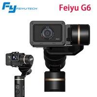 Feiyutech G6 Splash Proof 3 Axis Handheld Gimbal Stabilizer For GoPro HERO 6 Yi Cam 4K