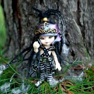 Image 3 - Free Shipping Fairyland Realpuki AKIa1/13 Doll BJD Pink Smile Elves Toys for Children Gift for Boys Girls Birthday