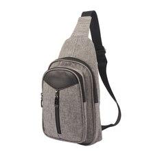 Fashion Man Shoulder Bag Men Canvas Messenger Bags Casual Travel Military Bag