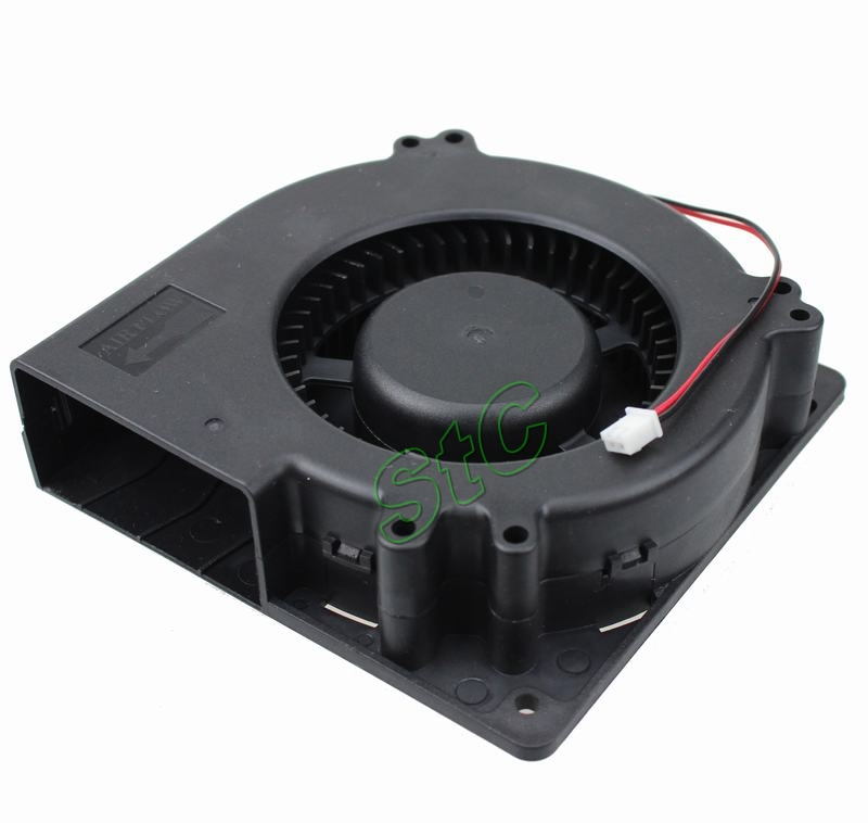 Large 12 Volt Fan : Aliexpress buy pcs gdstime s dc v p exhaust