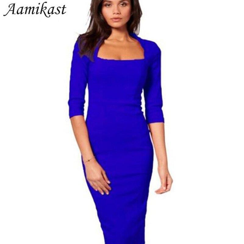 H ljubičasta ženska haljina Midi ispupčena večernja zabava - Ženska odjeća - Foto 4
