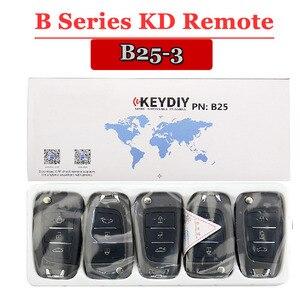 Image 2 - KEYDIY KD Remote B25 KD900 Remote  Control 3 Button B Series Remote Key for URG200/KD900/KD200  Machine (5Pcs/Lot)