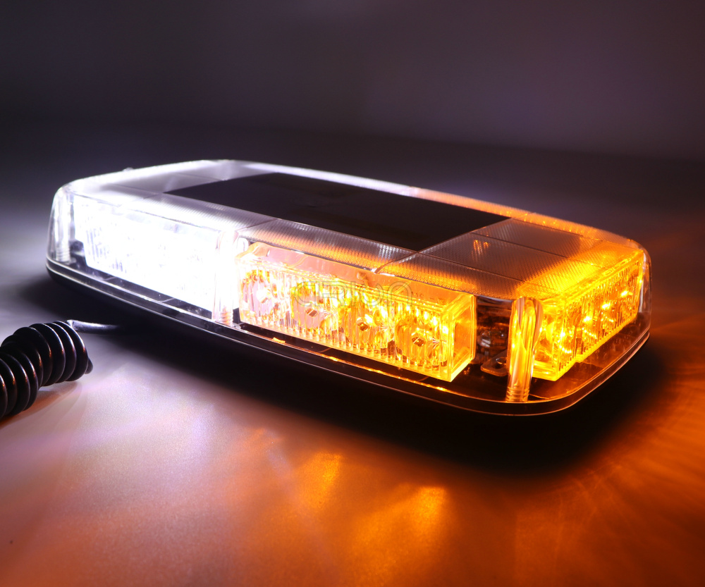 Super Bright 12v 24 Led High Power Strobe Light Red White Blue Amber Lamp Flash Warning Emergency Vehicle Lightbar In Car Assembly From