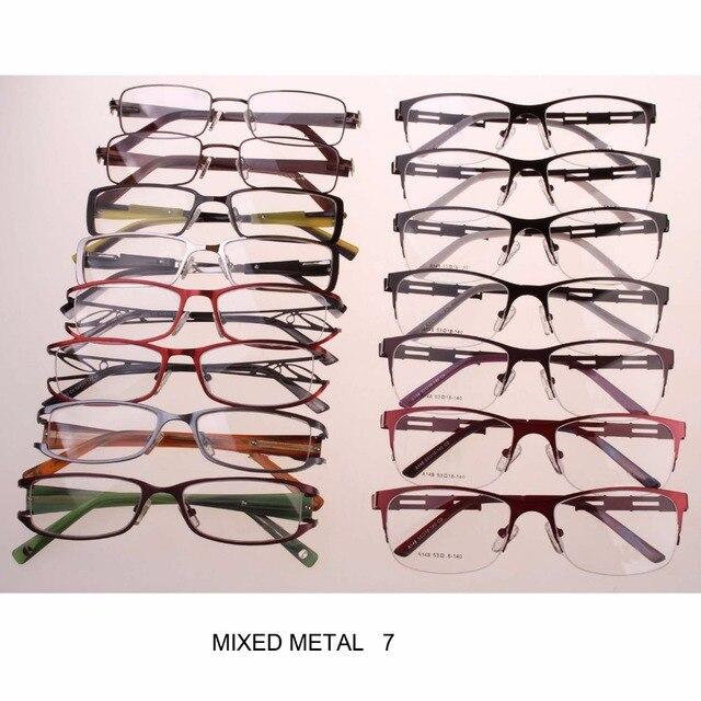 Misto de atacado Barato estoque óculos graduadas Acessorios oculos  masculino mulheres óculos óculos de grau óculos 54114a7312