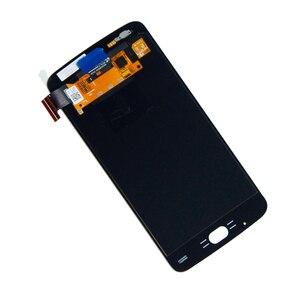 Image 3 - 5.5 OLED モトローラモト Z2 再生の液晶タッチスクリーン交換モト Z2 表示 XT1070 黒