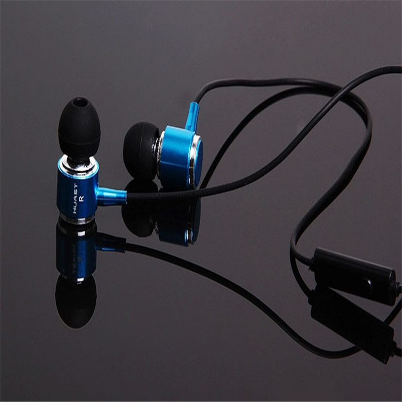 Factory Price Binmer 3.5mm Super Bass Stereo In-Ear Earphone Fone de ouvido Headset For Tablet MP3 Drop Shipping Wholesale