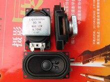2pcs/pack  8 ohm 7W Neodymium full-range speaker  louderspeaker  LCD TV ads  for home theater good Audio for LG 4070