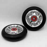 50PCS! Support wholesale new style triple / scooter wheels 100X24mm 88A