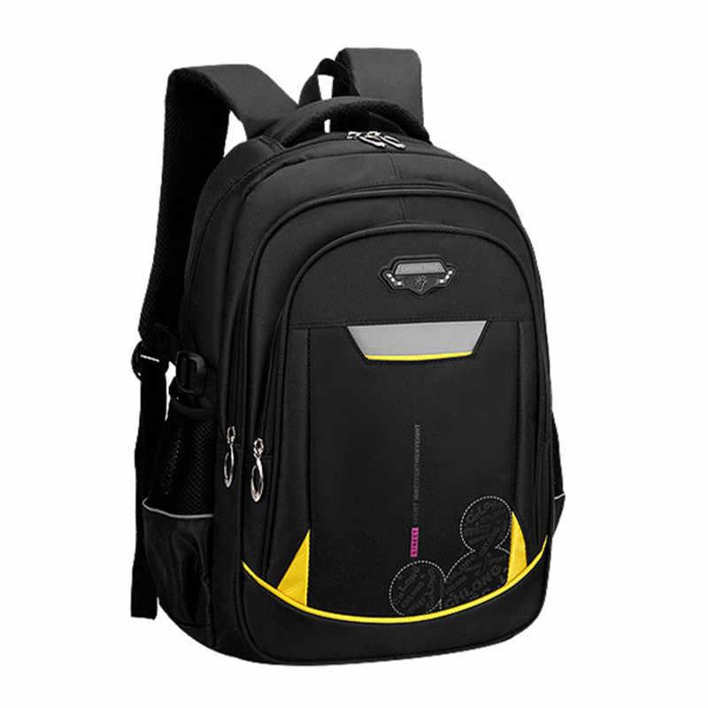 59ed18082264 Школьные сумки мальчики девочки Детские рюкзаки Начальная школа Рюкзак  Ортопедические школьные сумки рюкзак детский школьный рюкзак