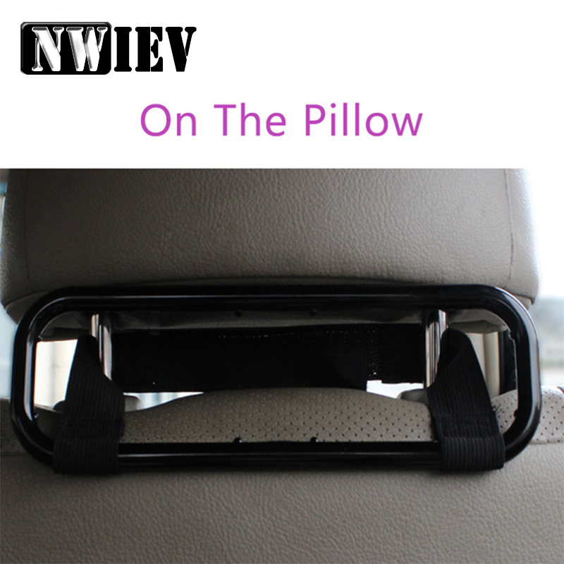 NWIEV 1X Car tissue box holder Seat back box fixed clip For Suzuki Grand Vitara Swift SX4 Mitsubishi ASX Audi A4 BMW Accessories|Tissue Boxes|Automobiles & Motorcycles - title=