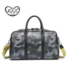 Производители, продающие Сумка для плеча Мужская сумка Оптовые новые 2017 Водонепроницаемый камуфляж Большая сумка для мужчин Мужская одежда Duffle