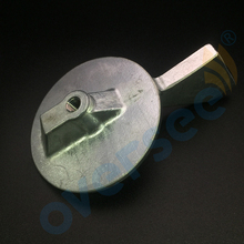 688 45371 02 Trim Tab Anode For Yamaha 60HP 70HP 75HP 85HP 90 HP Parsun T90
