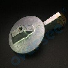 688-45371-02 Trim Tab Anode For Yamaha 60HP 70HP 75HP 85HP 90 HP Parsun T90 T85 688-45371 688-45371-00