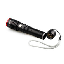 Focus 3500 Lumens 3 Modes XML T6 LED 18650 Battery bicycle light Torch Lamp NEW AUGUST4