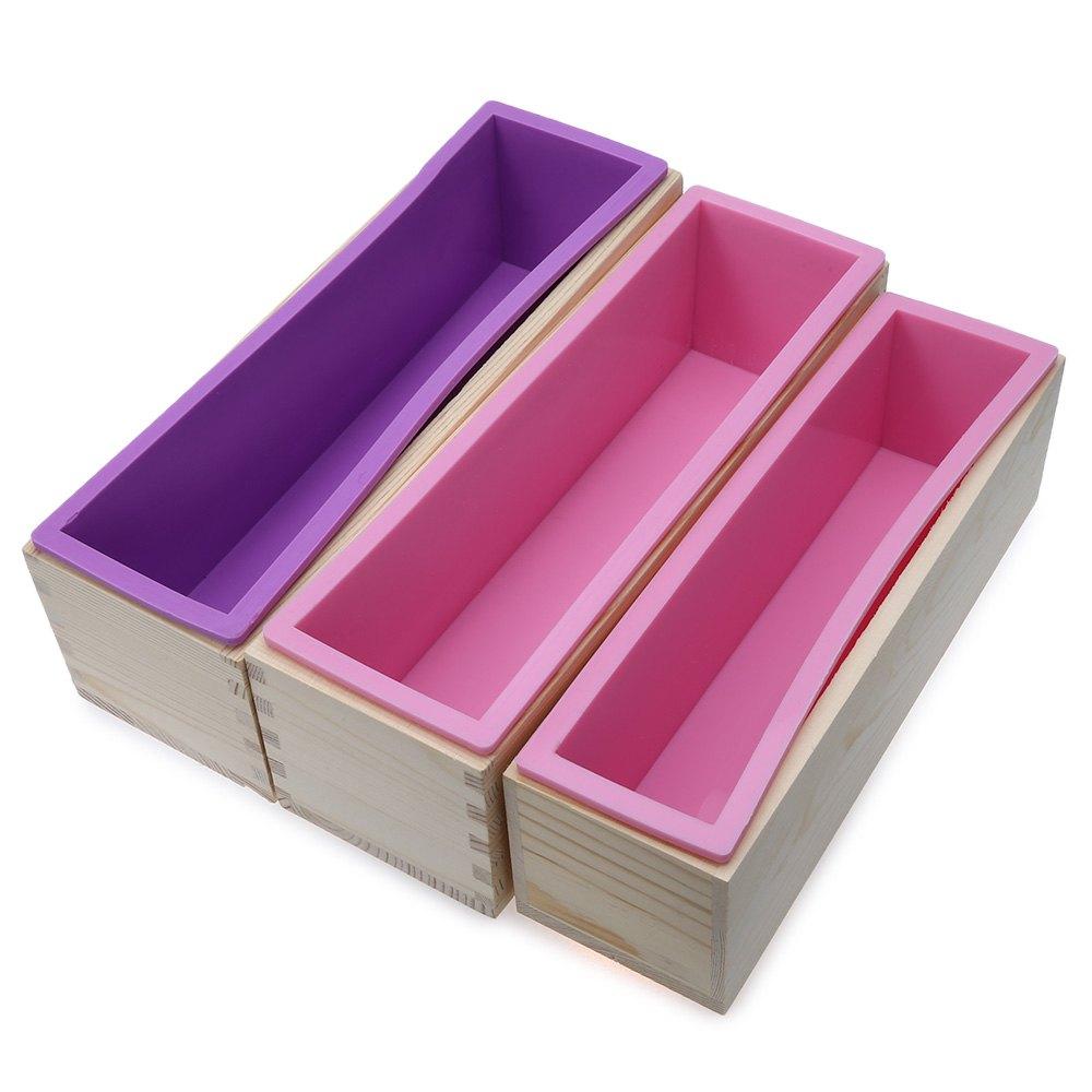 silikon loaf seife formen werbeaktion shop f r werbeaktion. Black Bedroom Furniture Sets. Home Design Ideas