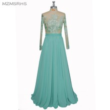 Fashion Lace Prom Avondjurken