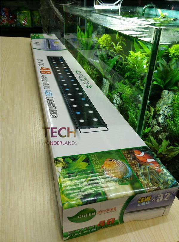 Aquarium Freshwater Lid Fixture Led Lighting Lighting