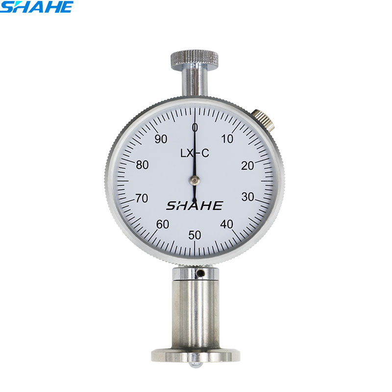LX-C-1 Single Needle SHORE Durometer Hardness tester Sclerometer metal hardness tester durometer durometro price natural short wigs for women human hair wig short hair wig ju 29