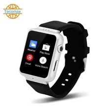 Echt smart watch wifi smartwatch anwendung Google App Facebook MTK6572 1,54 Zoll Unterstützung Sim-karte bluetooth armbanduhr telefon