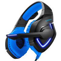 KOTION Each K1 Wired Gaming Headphones With Microphone For Computer Best PC Gamer Headset Game Casque