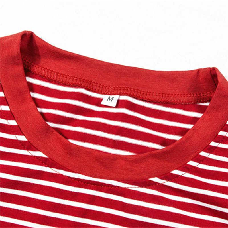 64b6f712b653 ... Red Women Summer 90s Baby Tops Short Casual Streetwear Boyfriend Tshirt  Sleeve Basic T-shirt ...