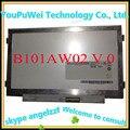 10.1 тонкий жк-матрица B101AW02 V.0 B101AW02 для нетбук ASUS замена экрана дисплея