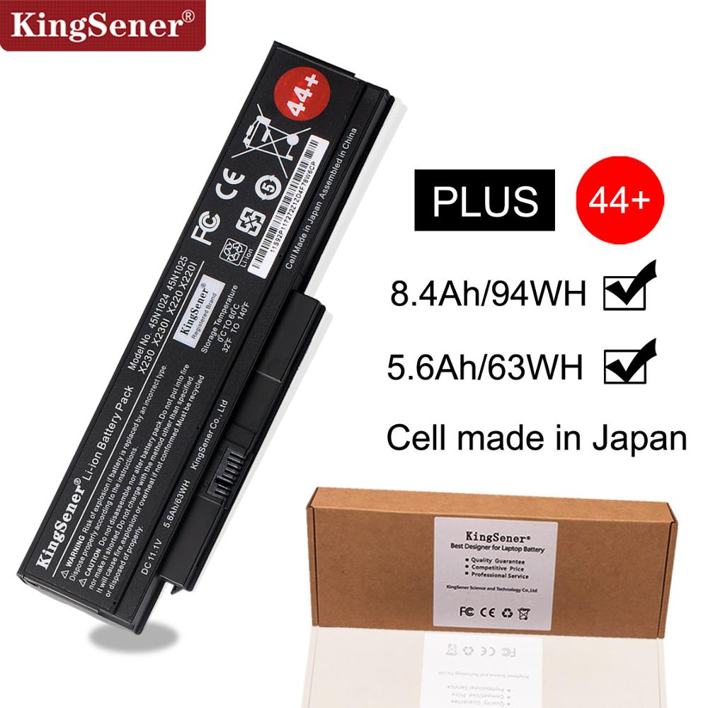 KingSener Japanese Cell 45N1025 Laptop Battery For Lenovo Thinkpad X230 X230i X230S 45N1024 45N1024 45N1028 45N1029 45N1020