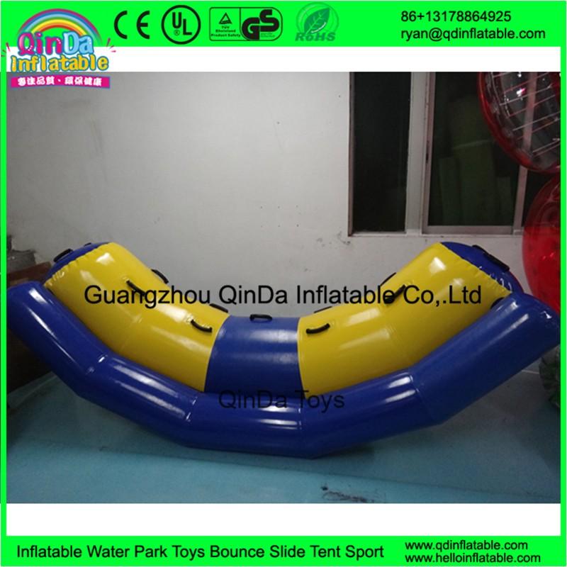 inflatable water seesaw teeter19