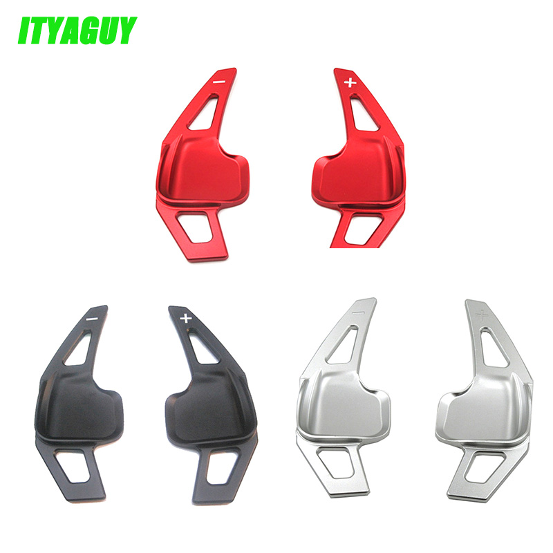 Steering Wheel Aluminum Shift Paddle Shifter Extension for BMW X1 X4 3 Series F30 F10 5 Series Z4 dee aluminium alloy steering wheel dsg paddle shifters for bmw 3 series bmw 5 series gt x1 x4 z4 paddle gearbox car accessories