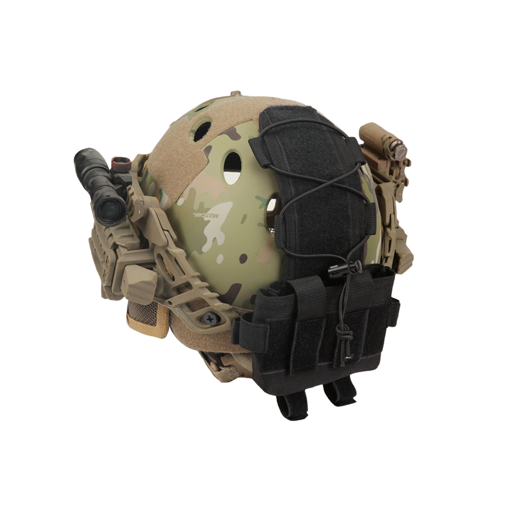 Tactical Pouch MK2 Battery Case For Helmet Hunting Camo Combat Military Tactical Counter weight Battery Bag Molle Pouch Military