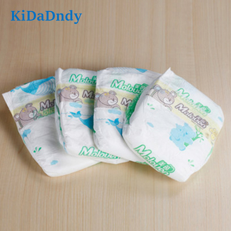 kidadndy Selling New BABY Diapers Newborn BABY Special Manufacturers Export Foreign Trade Urine Wet Diaper JRR100 цена