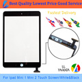 LL TRADER Hot New Black/While Replacement for Ipad MINI 1 Ipad MINI 2 Digitizer Panel Touch Screen Glass Self-repair KIT Tools