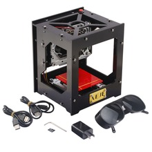 1000mw laser mini laser engraver / Laser Engraving Machine / 3d laser DIY Printer 1000mw DK-8-KZ LG155