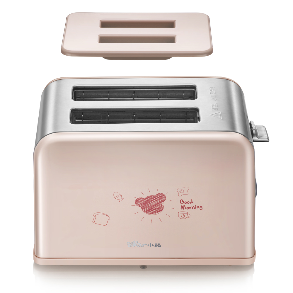 220v Electric Toasters Bread Maker Bread Roasting Machine: Bear 6 File Baking Mode 220v Electric Toasters Breakfast