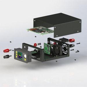 Image 2 - DPS3005 Power Supply Shell DPS3003 DPS5005 DP30V5A DP30V3A LCD DP20V2A Digital Black Programmable Module DP50V5A