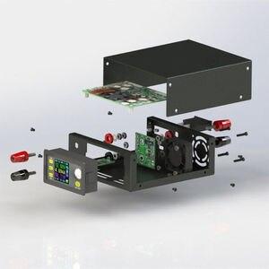 Image 2 - Dps3005 전원 공급 장치 쉘 dps3003 dps5005 dp30v5a dp30v3a lcd dp20v2a 디지털 블랙 프로그래밍 모듈 dp50v5a