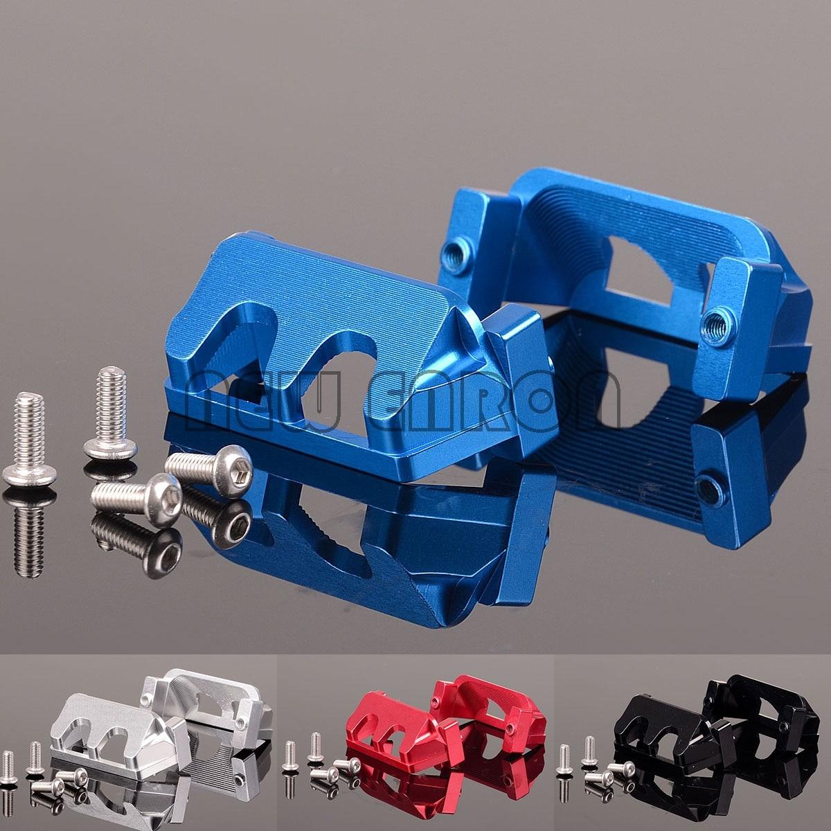ENRON 2 шт., алюминиевый сервопривод для руля Traxxas 7037 E-Revo VXL Slash 4WD Summit VXL Rc