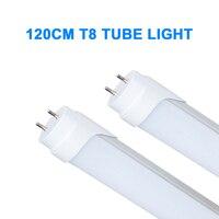 4 Pcs 1200mm T8 Led TubeLight High Super Bright 18W Cold White Natural White Warm White