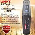 Usb-регистратор данных UT330C для ПК  мини-Регистратор данных для измерения температуры/влажности/давления  устройство для считывания данных