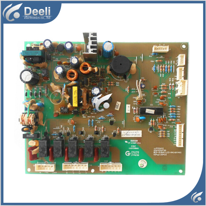 95% new good working for Refrigerator BCD-518WS computer board 0064000730 good working холодильник bcd 102d