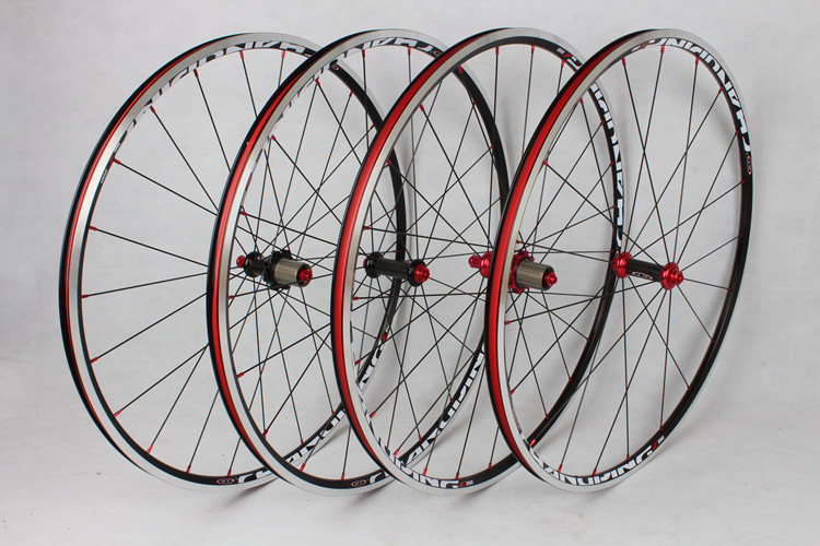 все цены на C200 Road Bike 700c Front & Rear Wheels bicycle Wheelset